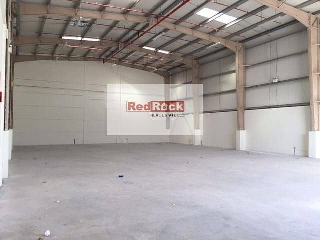 10 Aed 23/Sqft No Tax || 5278 Sqft Warehouse || DIC