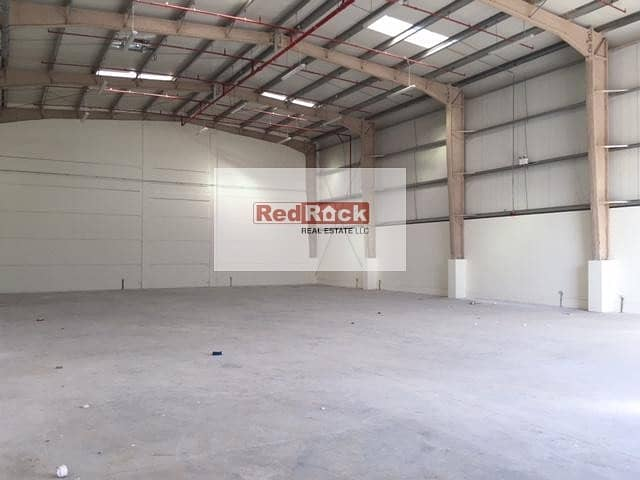 2 380 Sqft Warehouse || All Amenities || DIC