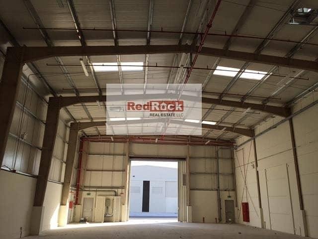 10 380 Sqft Warehouse || All Amenities || DIC