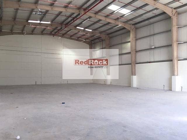 2 760 Sqft Warehouse || Good Height || DIC