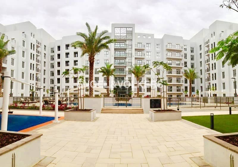 2 Brand New 2 Bedrooms in Safi Town Square