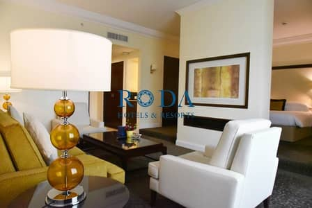 2 Bedroom Flat for Rent in Al Garhoud, Dubai - Bills Included|No commission|Complimentary WiFi