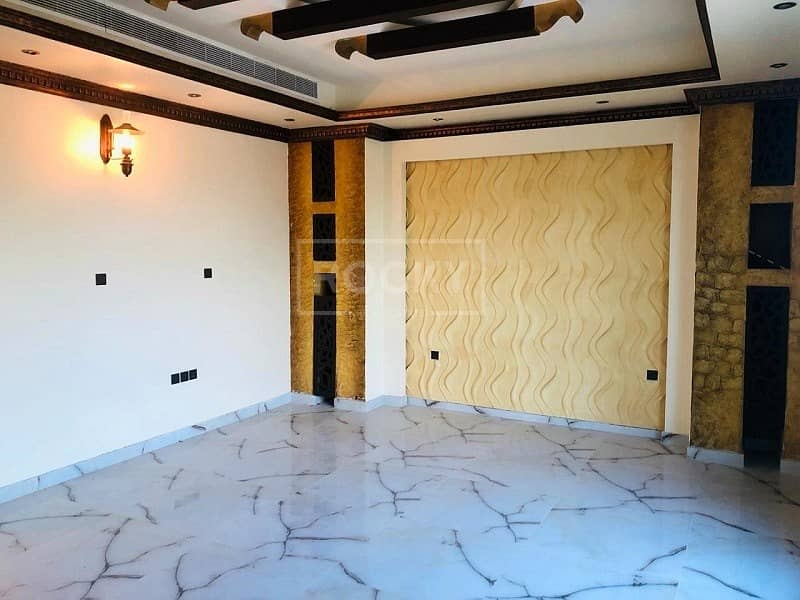 Full Renovated 5-Bed Villa in Al Barsha