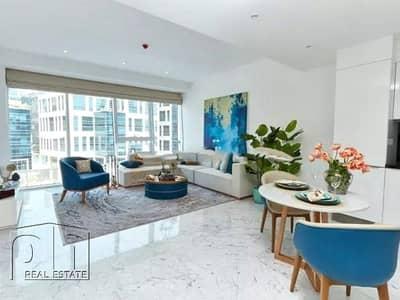 شقة 1 غرفة نوم للبيع في الخليج التجاري، دبي - The Ultimate Pad - High Floor Khalifa View