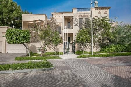 6 Bedroom Villa for Sale in Al Barari, Dubai - On Main Lake   Type B   Extra Large Plot