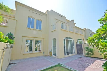 3 Bedroom Villa for Rent in The Lakes, Dubai - Upgraded Type A  3 Bedroom   Available May