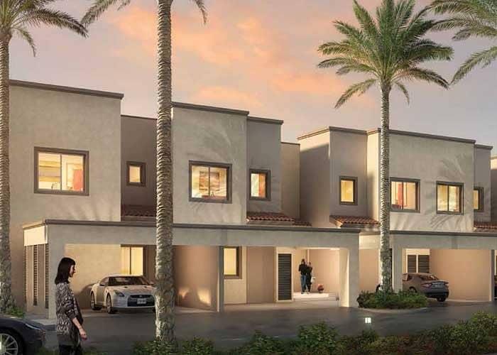 2 Beautiful Lush 3 Bedroom Villa in Dubailand