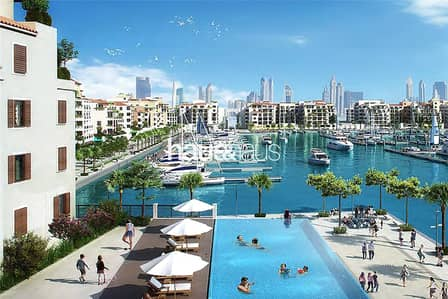 High Quality Community by the beach in Jumeirah