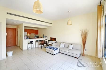 1 Bedroom Flat for Sale in The Greens, Dubai - Investment | 7.1% Net Yield | Close to Shops