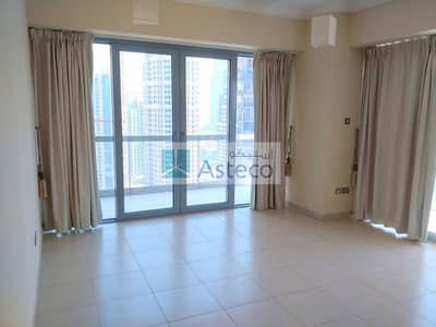 1 Bedroom Apartment for Rent in Downtown Dubai, Dubai - One bedroom + study in downtown 2 cheques