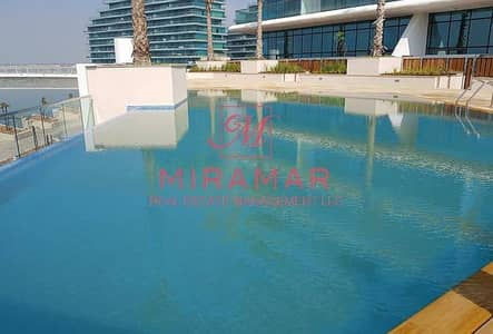 3 Bedroom Flat for Rent in Al Raha Beach, Abu Dhabi - FULL SEA VIEW LARGE UNIT BEST LOCATION!