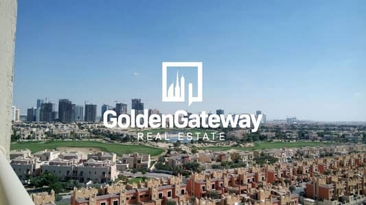 2 Bedroom Apartment for Sale in Dubai Sports City, Dubai -  Lowest Spacious 2 Bedroom  Golf Course View