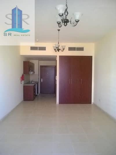 Studio for Rent in Dubai Residence Complex, Dubai - Amazing Offer Lovely Cozy Studio Apartment With Balcony Ready To Move  Desert Sun Tower