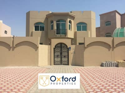 6 Bedroom Villa for Rent in Airport Street, Abu Dhabi - VILLA IN ABU DHABI AIRPORT ROAD IS 6 MASTERS BEDROOM FOR RENT PRIVATE VILLA HOT DEAL SO NICE LOCATIO