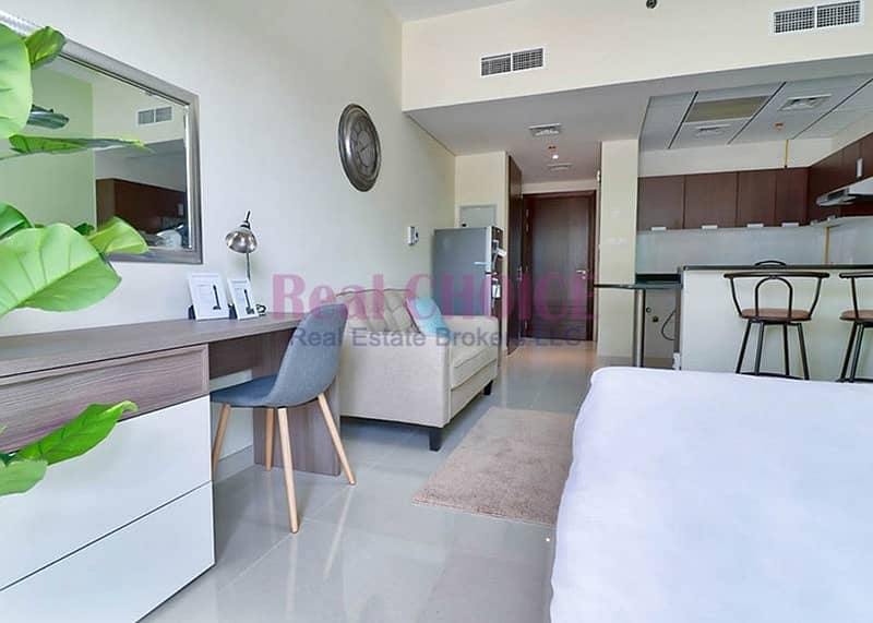 2 Furnished 1BR Apartment|With Flexible Payment Plan