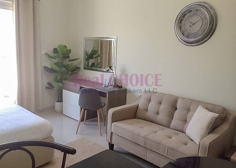 10 Furnished 1BR Apartment|With Flexible Payment Plan