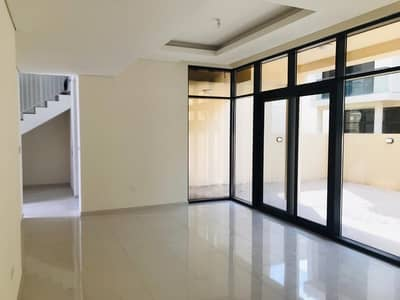 3 Bedroom Villa for Rent in DAMAC Hills (Akoya by DAMAC), Dubai - LESS PRICE THM1 3 BED WITH MAID -READY TO MOVE IN
