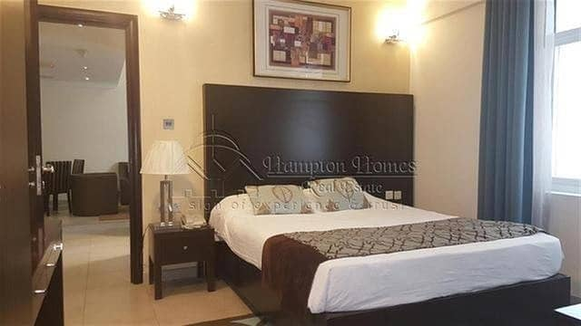 9 chiller free Fully furnished 1 bhk apt with close kitchen 58k 4 cheqs