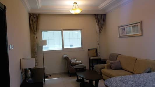 CHEAP PRICE 54K FURNISHED 1 BEDROOM APARTMENT IN AL-BARSHA