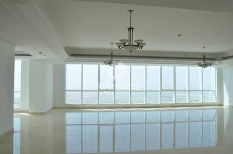 3 Bedroom Flat for Rent in Sheikh Zayed Road, Dubai - AMAZING SEA VIEW PENTHOUSE ON SHEIKH ZAYED ROAD