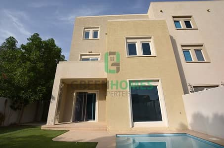 5 Bedroom Villa for Rent in Al Reef, Abu Dhabi - Hot Price 5BHK In Al Reef In Desert ..!!