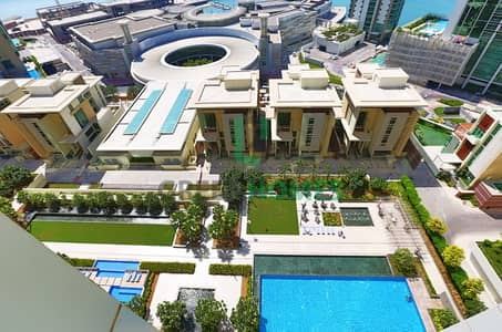 2 Bedroom Flat for Rent in Al Reem Island, Abu Dhabi - Hot Deal 2 BR Apt W/Balcony In Cheap price