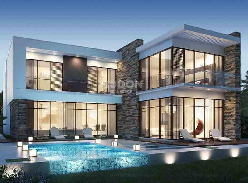 2 SPECTACULAR BRANDED VILLA WITH VIEW OF THE INTERNATIONAL GOLF CLUB