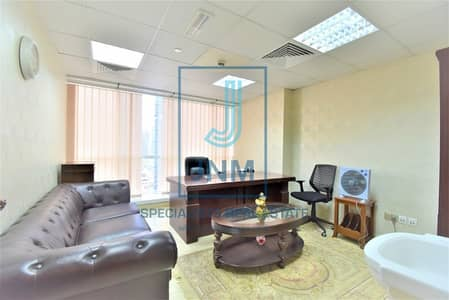 Office for Rent in Jumeirah Lake Towers (JLT), Dubai - Great Price for furnished Space In JBC2!