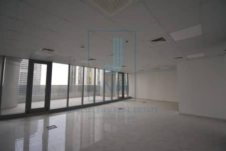 Office for Rent in Jumeirah Lake Towers (JLT), Dubai - Fully Fitted  Office Space  At  Platinum