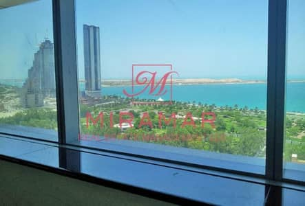 3 Bedroom Apartment for Rent in Al Mina, Abu Dhabi - FULL SEA VIEW ALL MASTERS NO COMMISSION