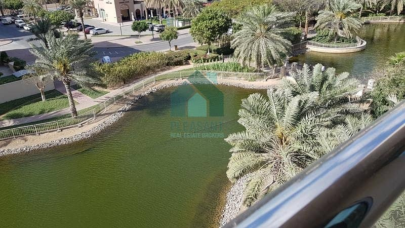 Canal & Golf View  | 2  Br | Well Maintained | Downtown