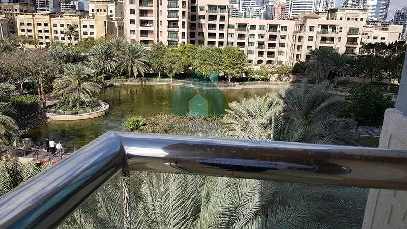 10 Canal & Golf View  | 2  Br | Well Maintained | Downtown