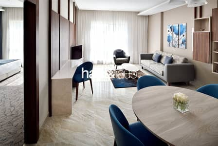 1 Bedroom Flat for Rent in Downtown Dubai, Dubai - All Inclusive | Hotel Apartment | No Hidden Fees