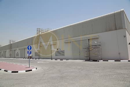 Warehouse for Rent in Jebel Ali, Dubai - Tax Free ! | Quality  Commercial Warehouse in Jebel Ali