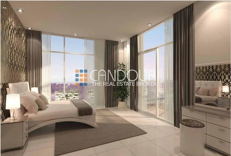 2 Fully Furnished |  Spacious 1 Bedr Apt