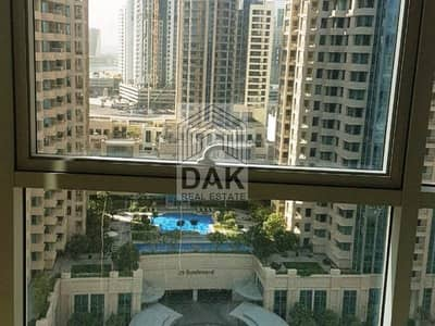 1 Bedroom Apartment for Rent in Downtown Dubai, Dubai - Naturally Bright |1 BR | Spacious Layout