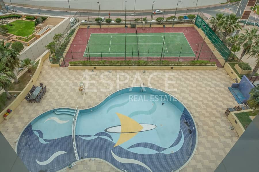 10 Mid Floor | 2 Bed Plus Maids | Marina View