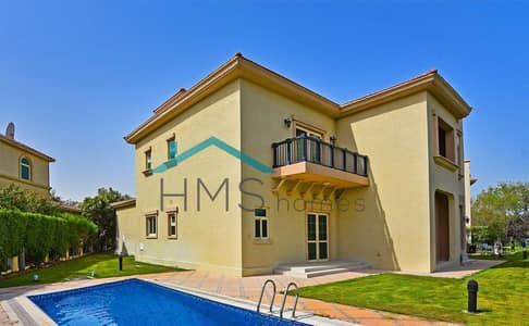 4 Bedroom Villa for Rent in Jumeirah Islands, Dubai - 4 Bed EF - Oasis Cluster - Available Now