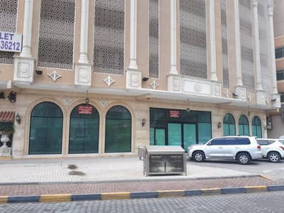 Shop for Rent in Al Taawun, Sharjah - Shop for rent in Fantastic location in AL taawun road