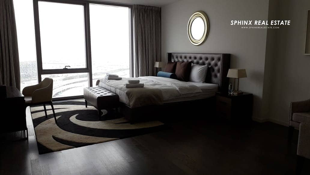 28 FSCreek View | 2Bed with Maid | D1 Tower