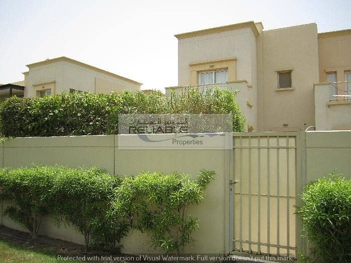 Well Maintained 4M Villa| Ready to Move Inn| Springs 3