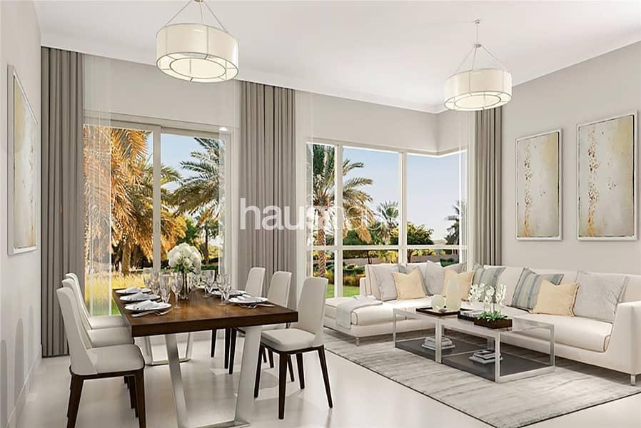 2 Premium 3-5 BR Villas with 3 years Post Handover