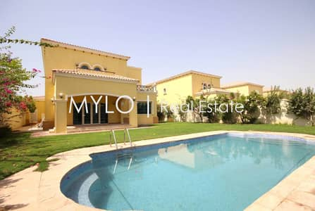 4 Bedroom Villa for Sale in Jumeirah Park, Dubai - 4 bedroom | Legacy | Vacant | District 4
