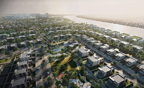 Plot for Sale in Yas Island, Abu Dhabi - Own your plot in Yas island waterfront and build your dream home