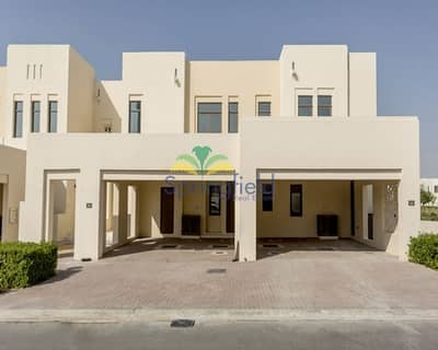 3 Bedroom Villa for Sale in Reem, Dubai - Ready Type J Villa | Mira Oasis 2 | Mid Unit