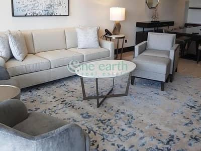 شقة 2 غرفة نوم للبيع في وسط مدينة دبي، دبي - 2 Bed Apt - Full Burj Khalifa and Fountain Views
