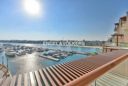 Studio for Rent in Palm Jumeirah, Dubai - Furnished or unfurnished |Good View| Bright