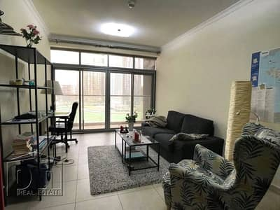 1 Bedroom Flat for Rent in Jumeirah Lake Towers (JLT), Dubai -   Exclusive   One bed with Marina view  