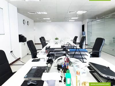 Fully Furnished Vacant Office Space for Sale in JLT