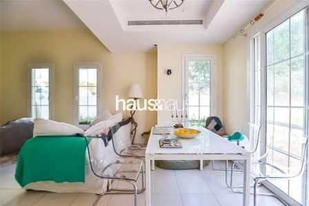 فیلا 3 غرفة نوم للبيع في الينابيع، دبي - Opposite pool and park | Negotiable | Rented | 3E|